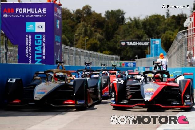 ¿La clave del éxito de la Fórmula E? Un coste ridículo comparado con la F1 - SoyMotor.com