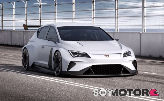 Cupra eRacer - SoyMotor.com
