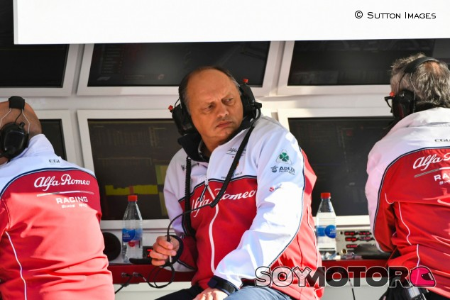 "Vasseur: ""La Fórmula 1 no es el ombligo del mundo"" - SoyMotor.com"