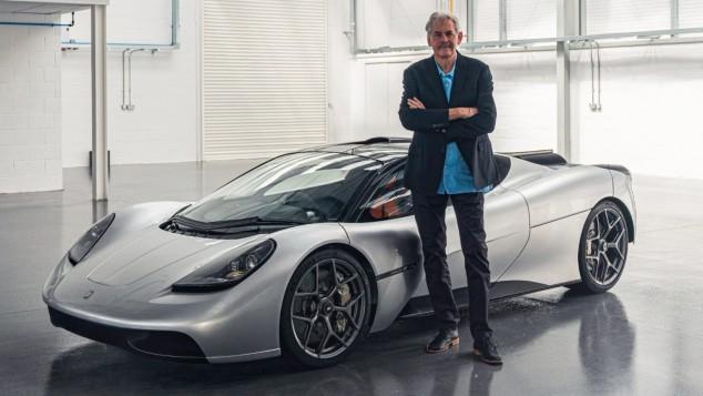 Gordon Murray descarta Le Mans para su nuevo GMA T50s - SoyMotor.com