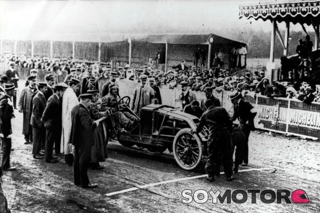Gran Premio de Francia de 1906, Renault - SoyMotor.com
