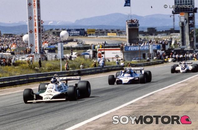 Hace 40 años se disputó el único GP pirata de la historia, en el Jarama - SoyMotor.com