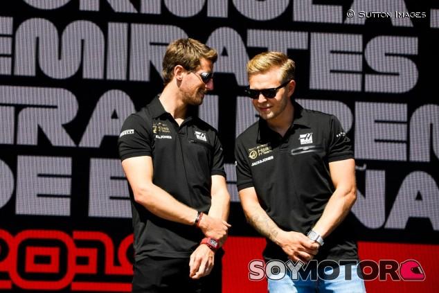 Haas se pregunta qué hacer con Grosjean y Magnussen: el enfado sube de tono – SoyMotor.com