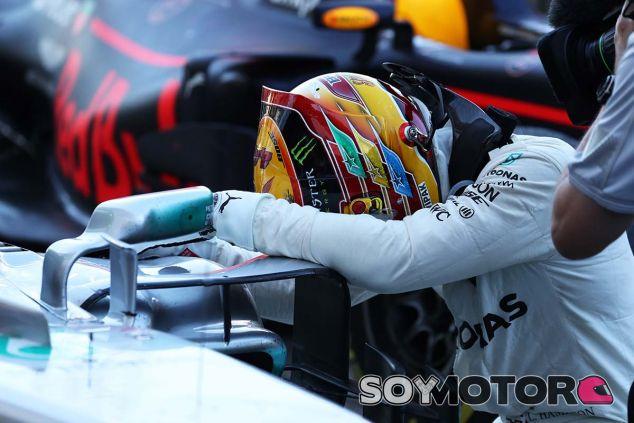 Lewis Hamilton en Suzuka - SoyMotor.com