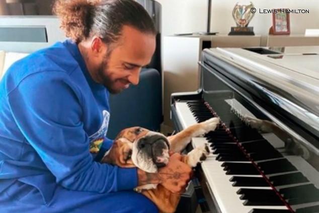 Lewis Hamilton busca músicos, ¿con qué fin? - SoyMotor.com