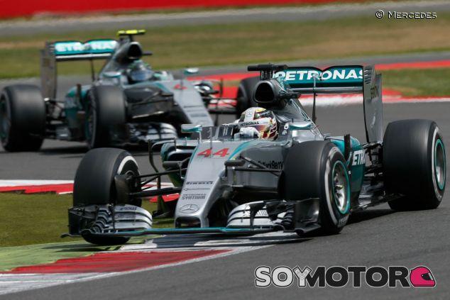 Mercedes ha vuelto a dominar esta temporada - LaF1