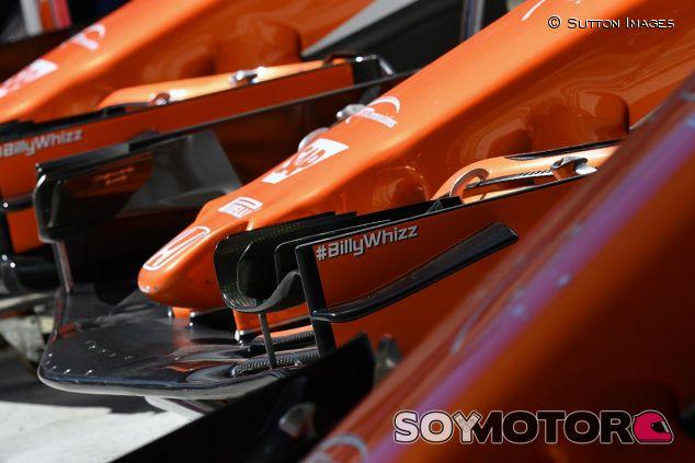 Alerones de McLaren en Rusia - SoyMotor