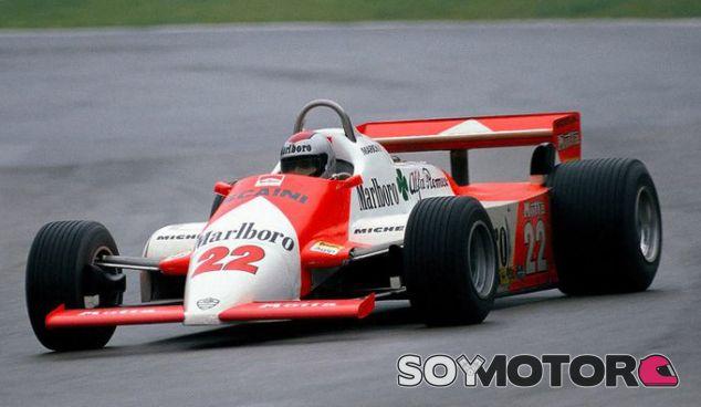 La vuelta de Alfa Romeo a los circuitos F1 - SoyMotor.com