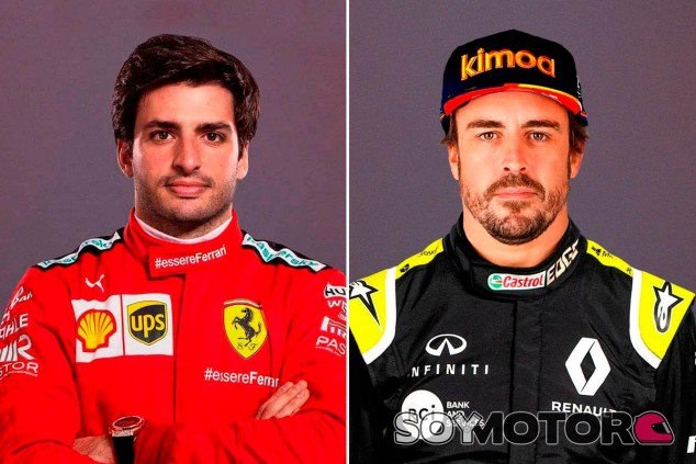 Bienvenidos a 2021: Sainz en Ferrari, Alonso en Alpine... - SoyMotor.com
