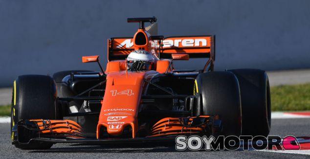 Análisis técnico: Test F1 2017 en Barcelona, Día 8 - SoyMotor.com