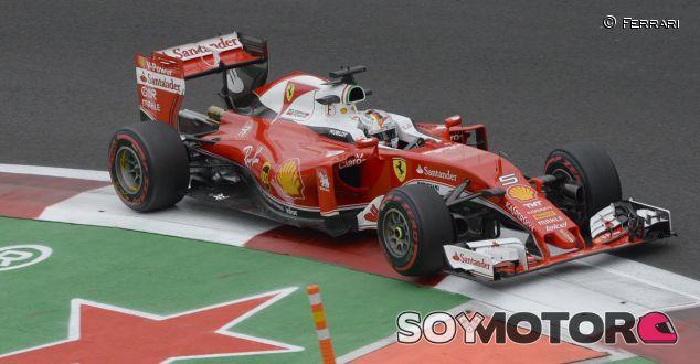Análisis Libres 1 y 2 del GP de México F1 2016: Ferrari en ritmo de Mercedes