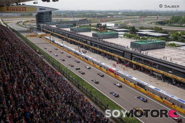 Análisis numérico de la carrera del Gran Premio de China - LaF1