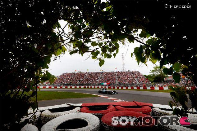 Lewis Hamilton en Canadá - LaF1