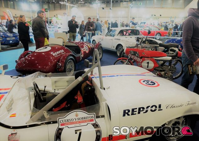 Reportaje Retromóvil Madrid 2017 - Soymotor