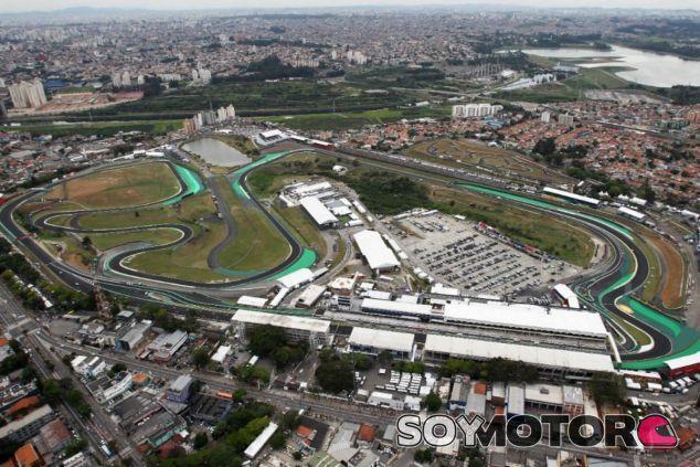 La Fórmula 1 visita el Autódromo José Carlos Pace - LaF1