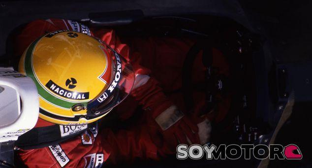 Infográfico: La carrera de Ayrton Senna como piloto de Fórmula 1 - LaF1