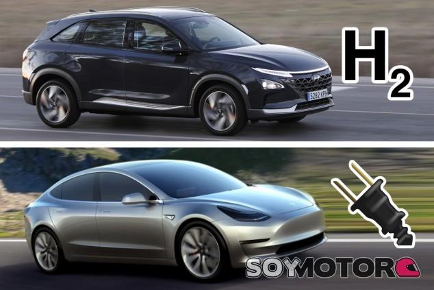Baterías e hidrógeno, condenados a coexistir - SoyMotor.com