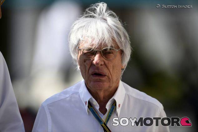 Bernie Ecclestone en Abu Dabi - LaF1