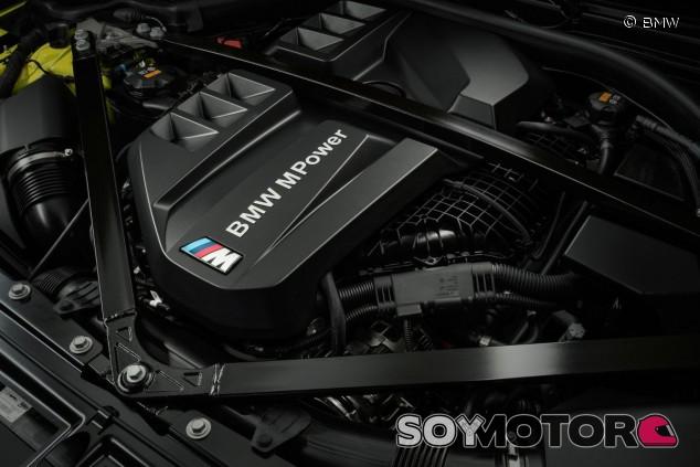 El motor del futuro BMW M4 Competition - SoyMotor.com