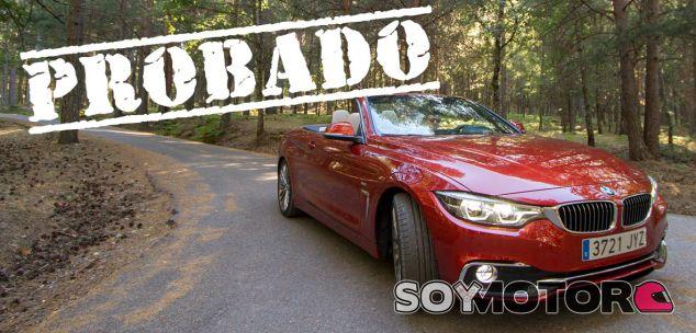Prueba BMW 420d Cabrio -Soymotor.com