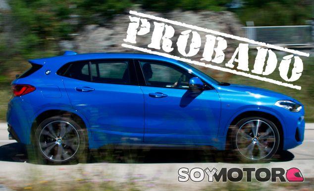 Prueba BMW X2 XDrive 20d - Soymotor