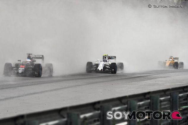 Análisis del GP de Brasil F1 2017: Hamilton navega en Interlagos - SoyMotor