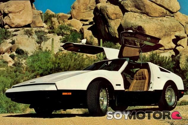 El SV-1 es conocido como el ''Delorean canadiense'' por su similitudes estéticas e históricas - SoyMotor.com