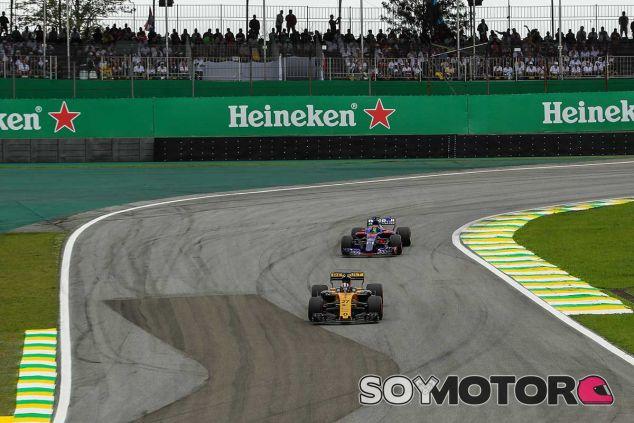 Escena del GP de Brasil - SoyMotor