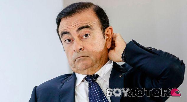 Carlos Ghosn: la caída de un gigante - SoyMotor.com