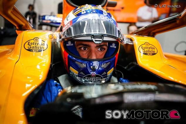 Carlos Sainz en una imagen de archivo de 2019 - SoyMotor.com