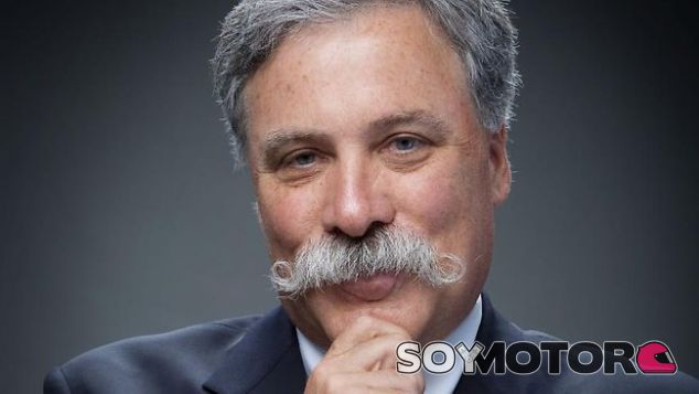 Chase Carey - LaF1