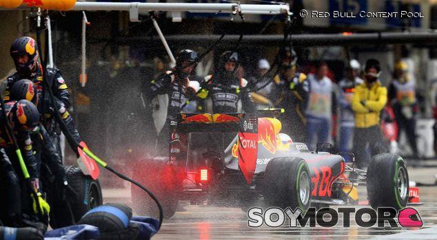 Cambio Motores GP Brasil F1 2016: Ciclo de Cambios