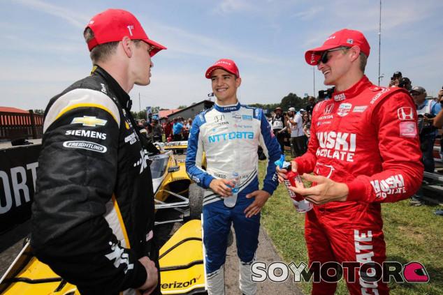 Alex Palou: del podio de Mid-Ohio a la fase decisiva de la temporada