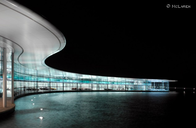 McLaren Technology Centre - SoyMotor