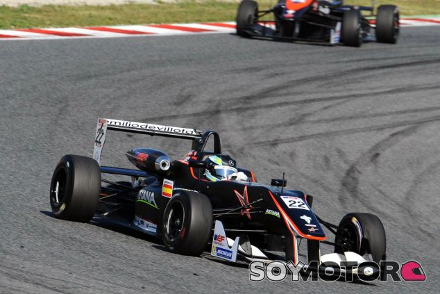 Dani Juncadella corrió en Barcelona para preparar la carrera en Macao - LaF1