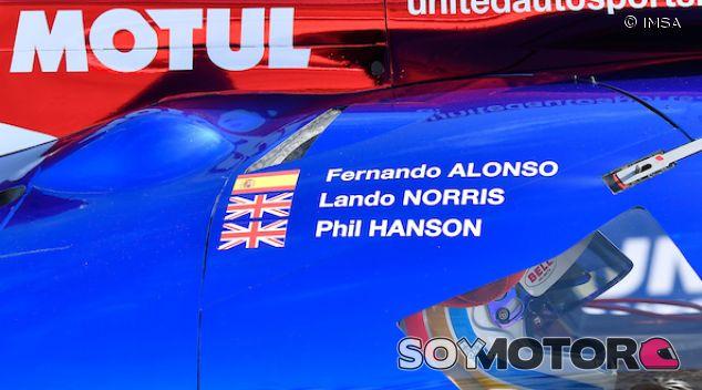 Ligier 23 de United Autosports en Daytona - SoyMotor.com