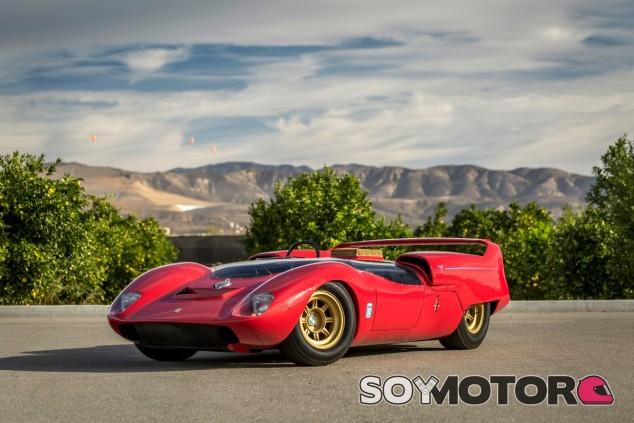 El P70 estaba llamado a ser el sucesor del mítico Cobra - SoyMotor.com