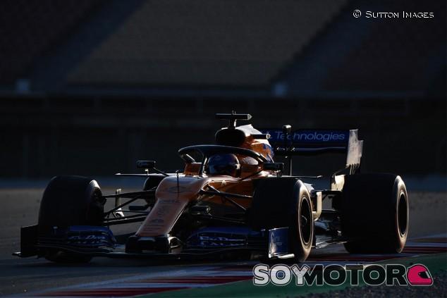 McLaren MCL34 en los test de pretemporada - SoyMotor