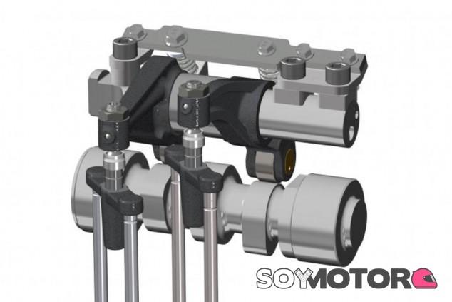 Plano principal del sistema de funcionamiento - SoyMotor.com