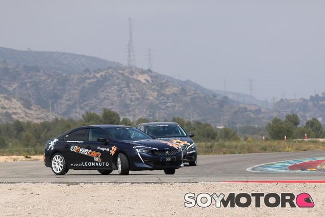 Easydrift DTS: cuando el sobreviraje llega a los tracción delantera - SoyMotor.com