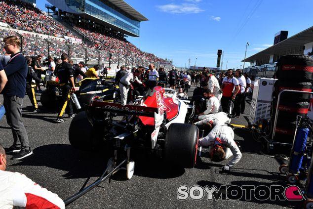 Marcus Ericsson en Suzuka - SoyMotor.com