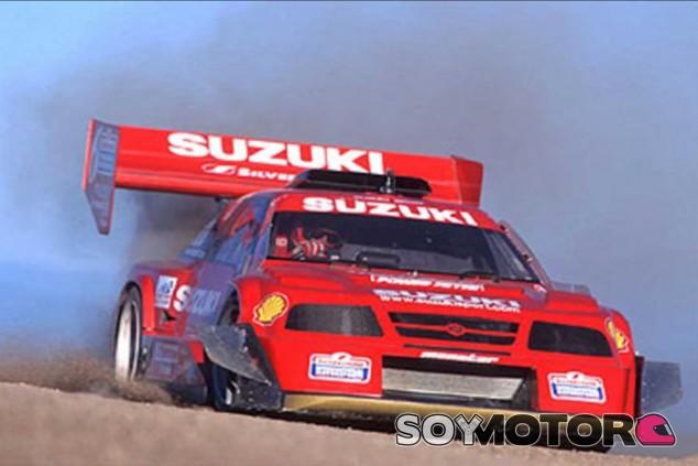 Dentro de la categoría 'Unlimited', aerodinámica y mecánica se exprimen al máximo - SoyMotor.com