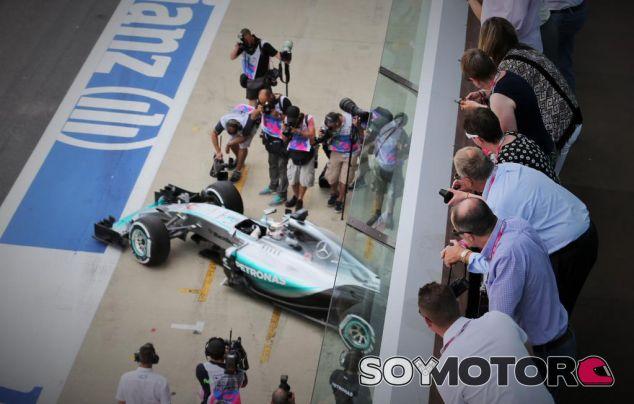 Estadísticas y datos previos al GP de Gran Bretaña F1 2015 - LaF1