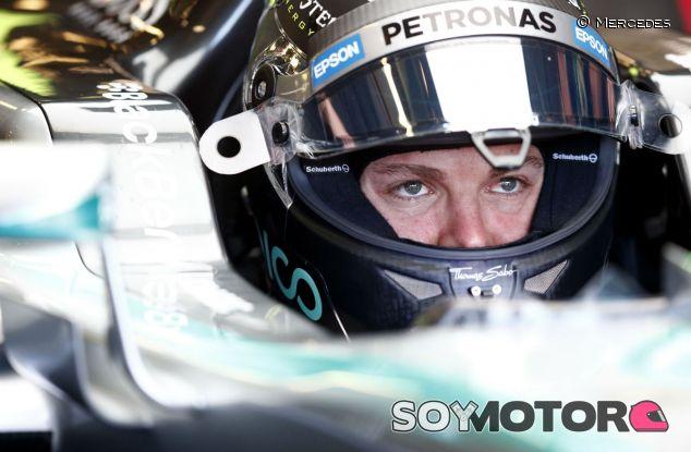 Nico Rosberg en el Gran Premio de Australia - LaF1