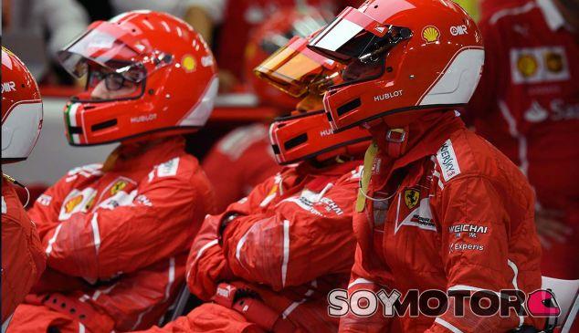 Análisis estratégico GP Baréin F1 2017: Ferrari apuesta y gana - SoyMotor.com