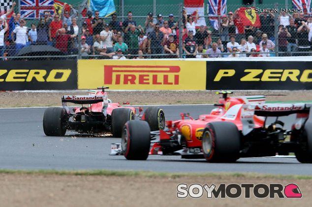 Gestión de unidades de potencia del GP Gran Bretaña F1 2017 - SoyMotor.com