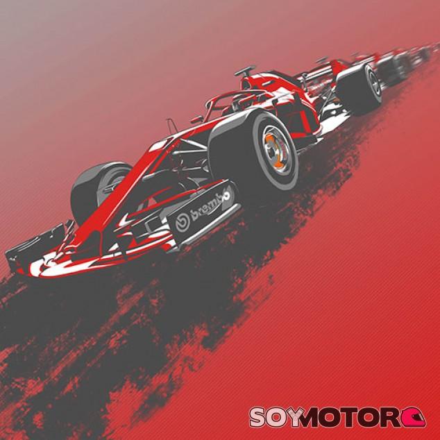 TÉCNICA: el funcionamiento de los frenos en Paul Ricard F1 2019