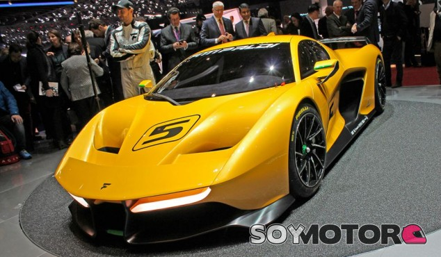 Crónica Salón del Automóvil Ginebra - SoyMotor.com