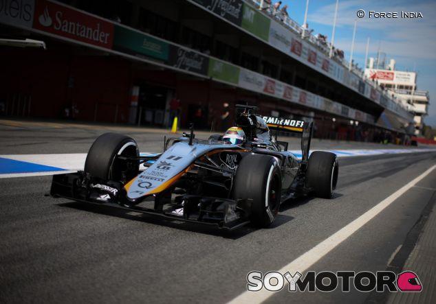 El VJM08 de Force India - LaF1.es