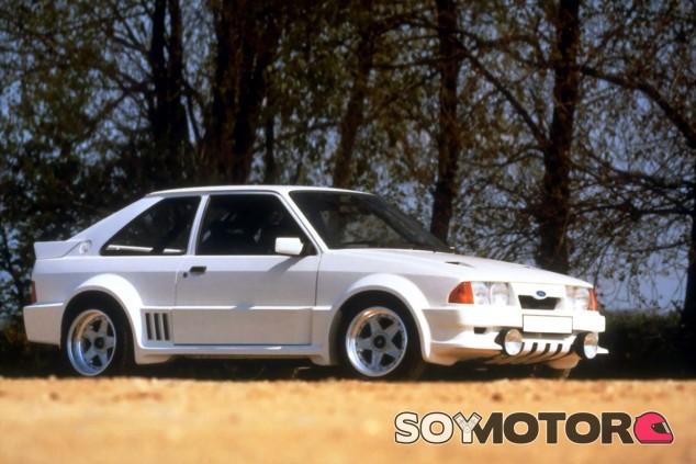 Fue el primer proyecto de Ford para entrar en el novedoso Grupo B del WRC - SoyMotor.com